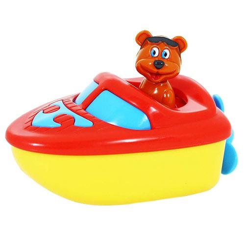 Rappa hračka do vody natahovací Loď 668980L