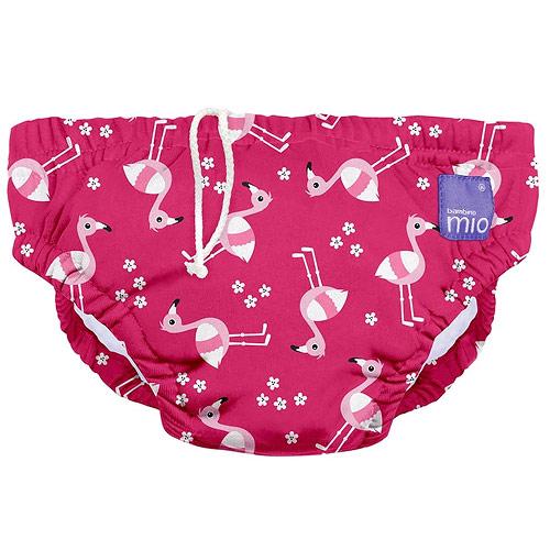 Bambino Mio koupací kalhotky XL 12-15 kg Pink Flamingo SWPXL PKFL