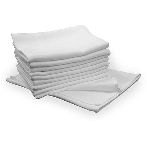 Prem plena bavlněná 70x70 cm 10 ks bílá 630004-B
