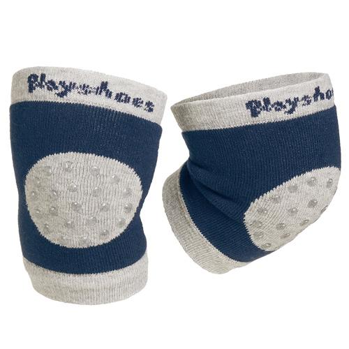 Playshoes protiskluzové nákoleníky navy 35-498804N