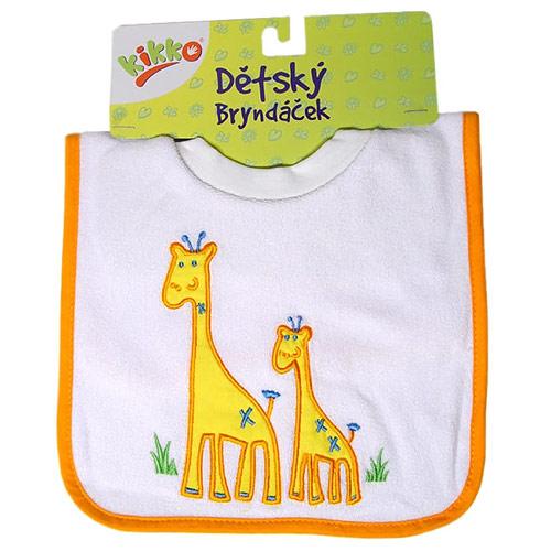 Xkko bryndák froté Žirafa 10000004