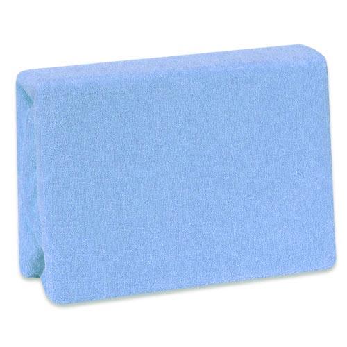 Duetbaby froté prostěradlo 60x120 cm modré DB-012-M