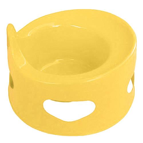 Plastkon český dětský nočník pro kluky žlutý PNZ