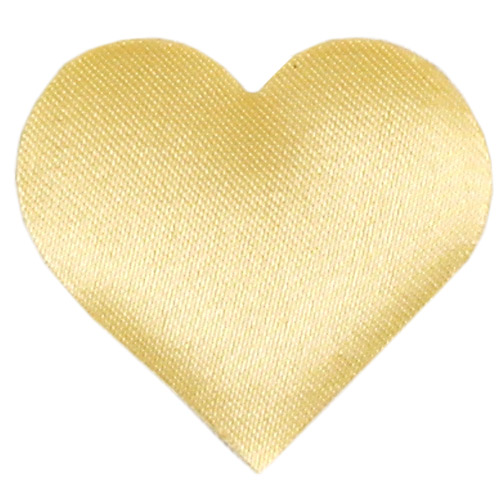 Nášivka Srdce žluté NSZ2