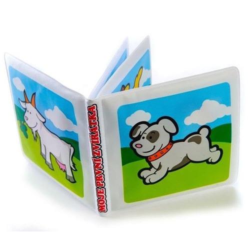 Teddies Moje první knížka Zvířátka 0m+ 00511002