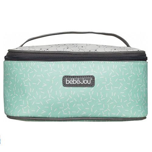Bébé Jou beautycase kosmetická taška s odepínacím víkem Bo a Bing B3107110