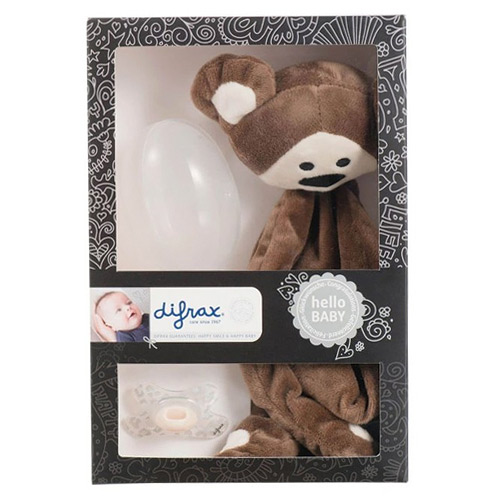 Difrax dárková sada Baby Special Mario DFSE609B02
