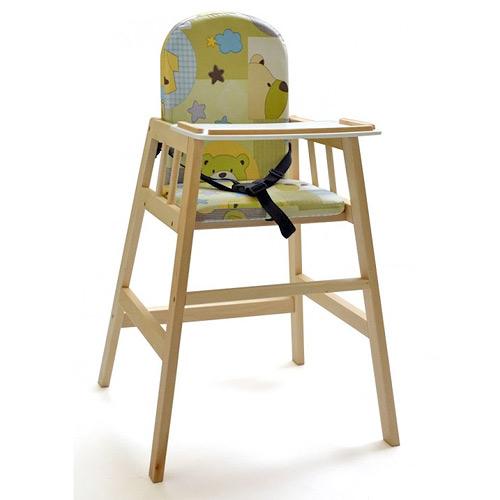 Faktum jídelní židlička Abigel přírodní 11620303