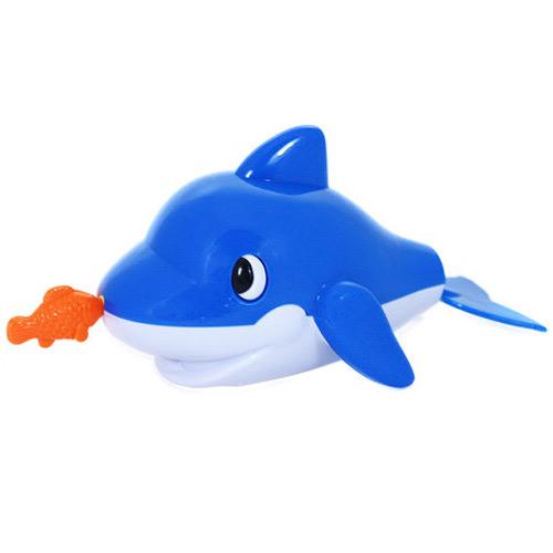Rappa hračka do vody natahovací Žralok modrý 266895ZM
