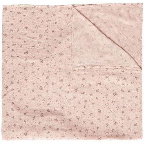 Bébé Jou plena mušelínová 110x110 cm Fabulous Wish Pink B3052060
