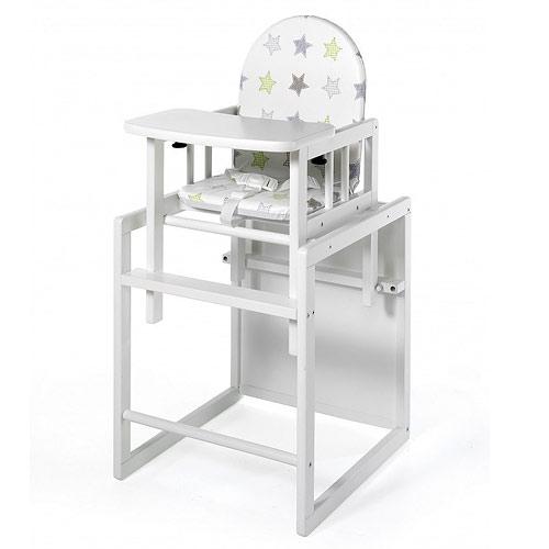Geuther jídelní židlička Nico bílá folie 32 2009.32WE