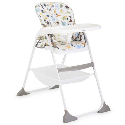 Joie jídelní židlička Mimzy Snacker Alphabet 1025.016
