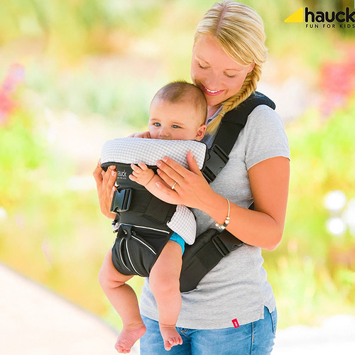Hauck 4 Way Carrier nosítko 2020 black 581025