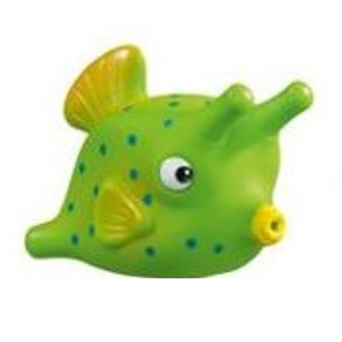 Lena stříkající rybička do vody zelená 65521Z