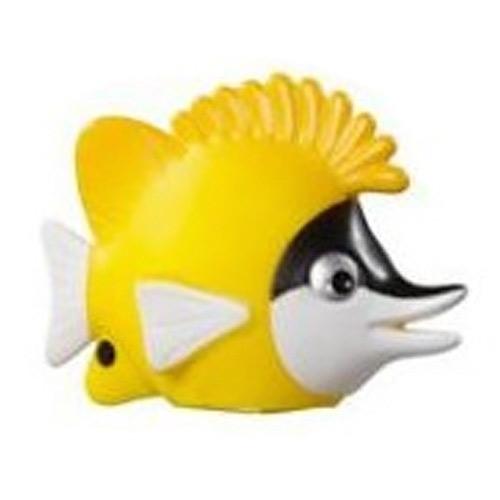 Lena stříkající rybička do vody žlutá 65521ZL