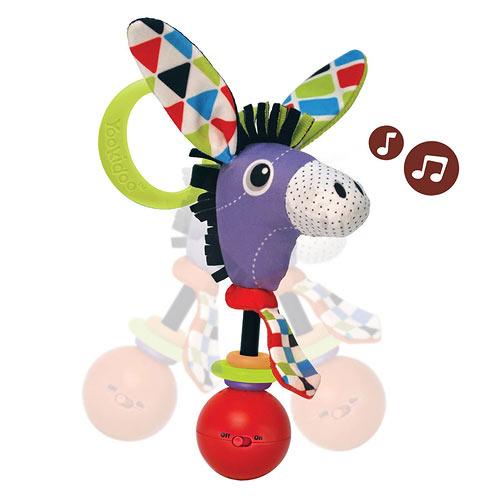 Yookidoo hudební zvířátko Oslík 40135