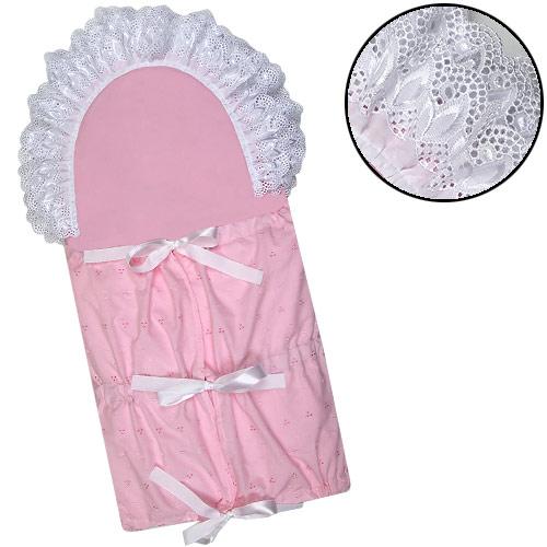 Babyrenka klasická zavinovačka s výplní Josephina pink KZVJP562