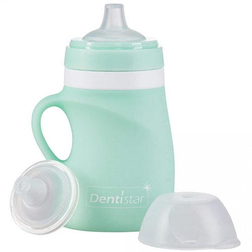 Baby Nova Dentistar hrnek 150ml 6m+ mátový 34153