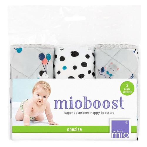 Bambino Mio absorpční vložka Mioboost 3 ks Pet Party MB PET