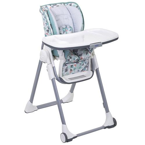 Graco jídelní židlička Swift fold rubix 1029.001
