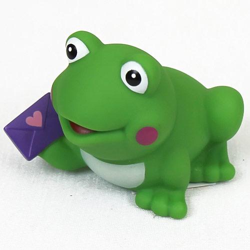 Lena stříkací hračka do vody Žába s dopisem 43065522D