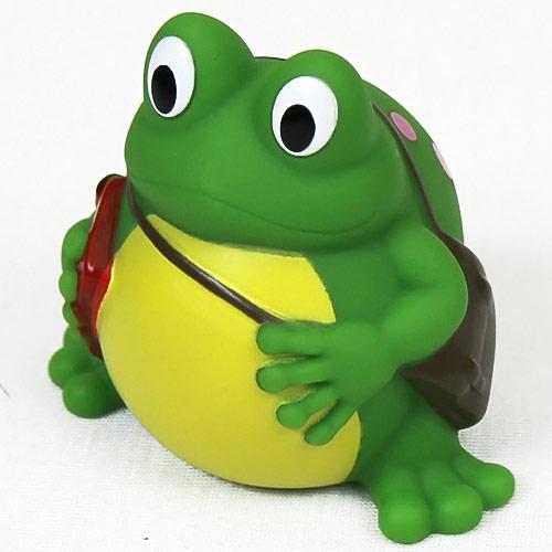 Lena stříkací hračka do vody Žába s taškou 43065522T