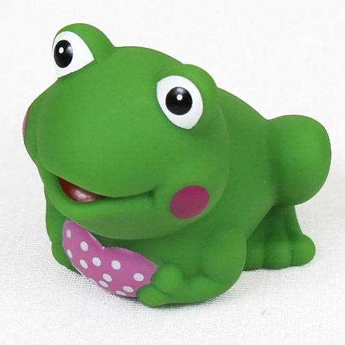 Lena stříkací hračka do vody Žába se srdíčkem 43065522S