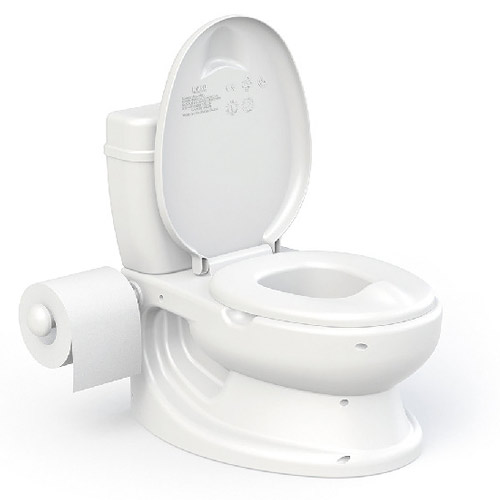Dolu nočník dětská toaleta bílá 070517