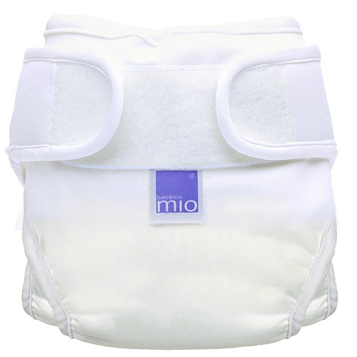 Bambino Mio plenkové kalhotky Miosoft vel.2 Bílé MS2 A