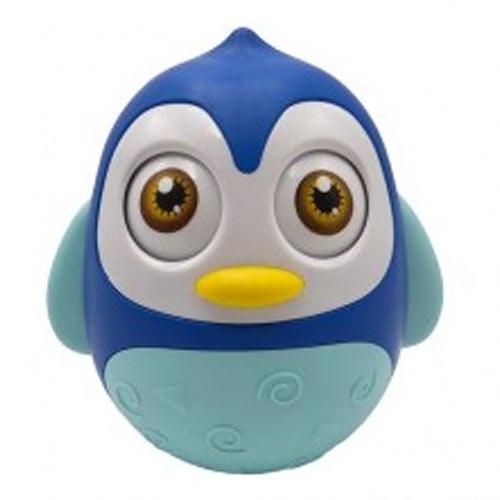 Teddies Roly Poly zvířátko plast 12 cm modré 850009M