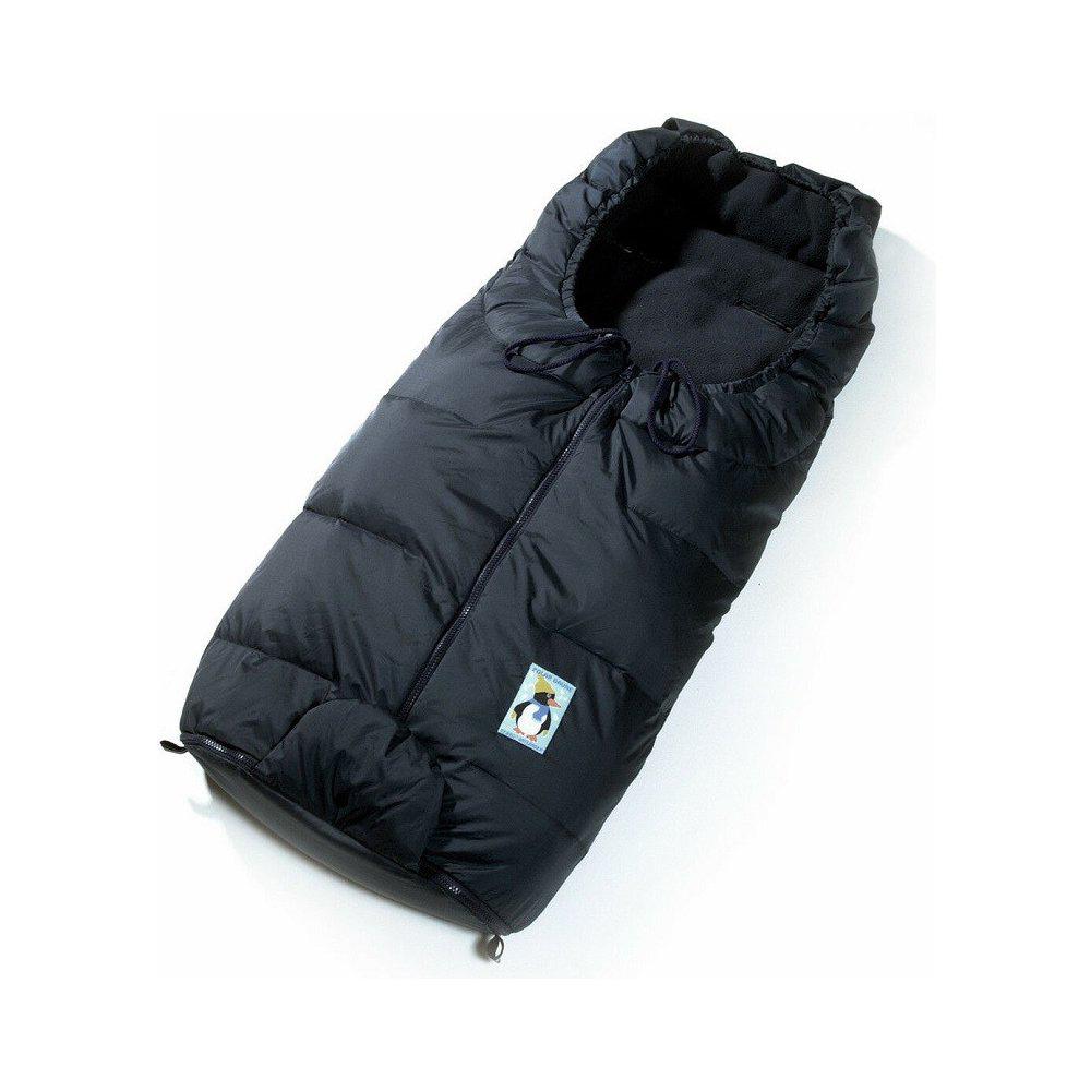 ARO péřový fusak Polar černý délka 100 cm 905101