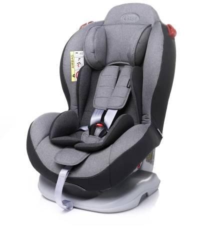 4baby autosedačka 0-25 kg Rodos 2021 Light Grey RODOS-LG 444881