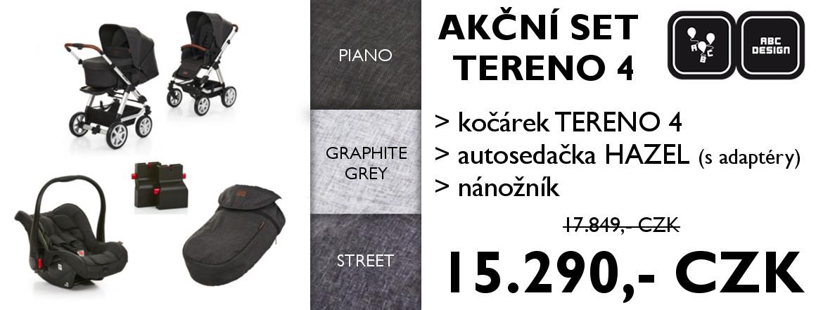 ABC Design - SET Tereno 4