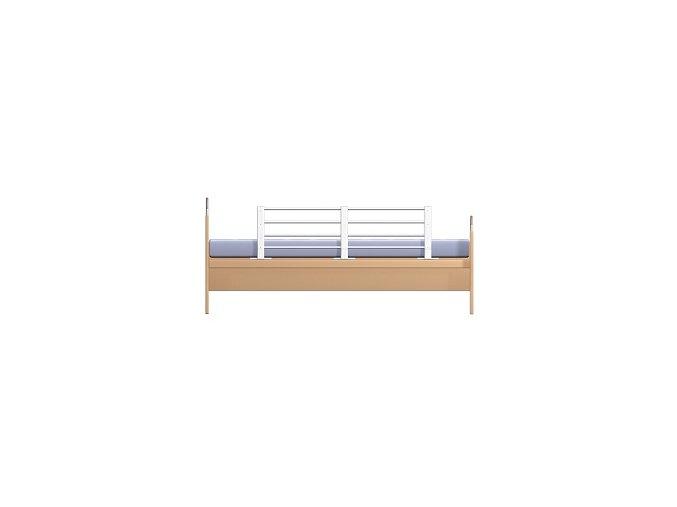 4504 Bettgitter, ausziehbar & höhenverstellbar, weiß Sicherheit Montage 1 2014 03 11 72dpi jpg