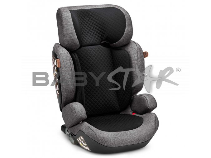 kindersitz car seat mallow asphalt 01 gruppe 2 3