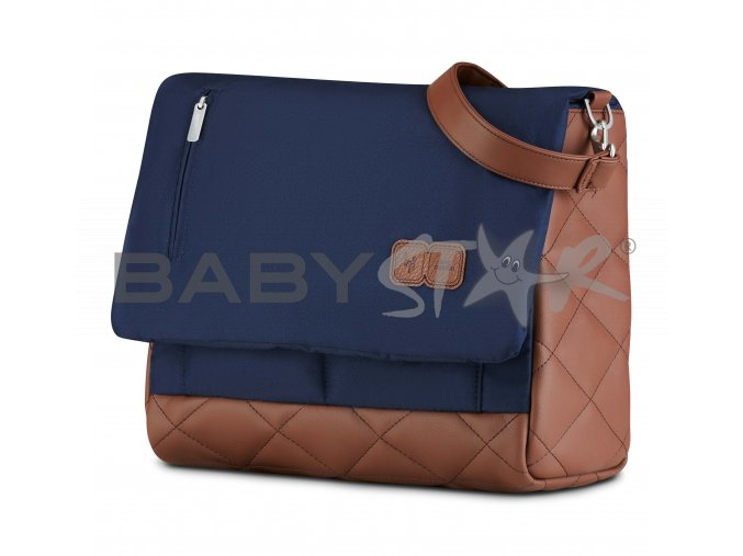 wickeltasche changing bag urban navy 01