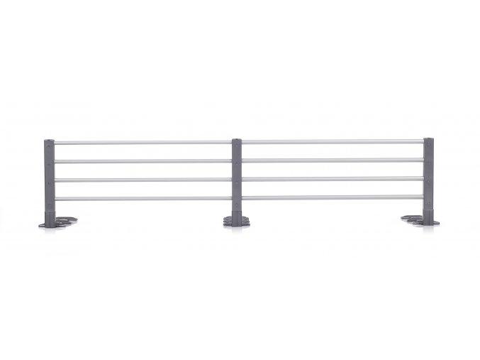 4504.8 Bettgitter, ausziehbar & höhenverstellbar, metallgrau Sicherheit Produkt 2 2014 03 11 300dpi jpg