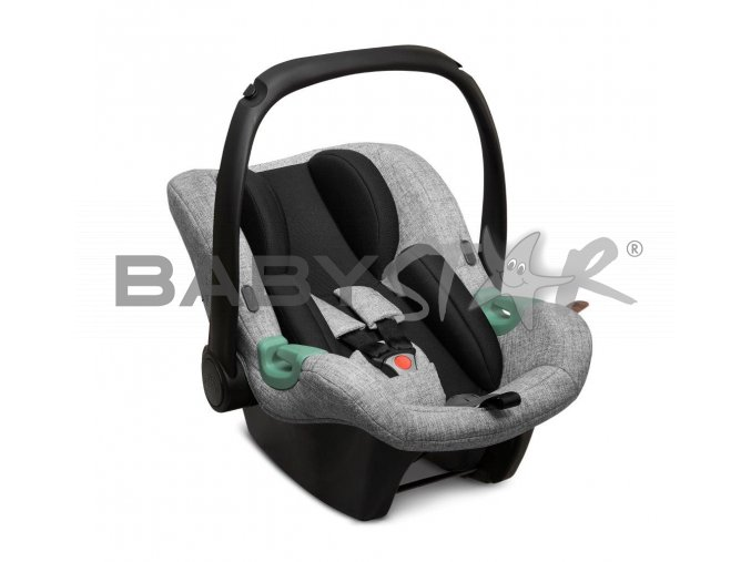 babyschale car seat tulip graphite grey 01 gruppe 0+
