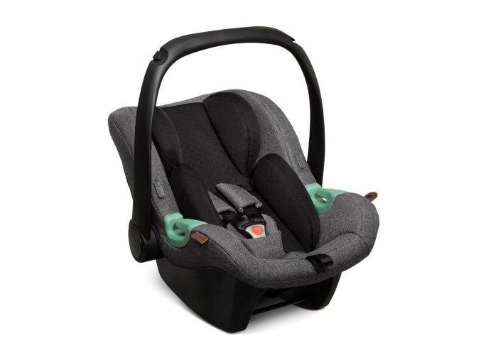 babyschale car seat tulip asphalt 01 gruppe 0+