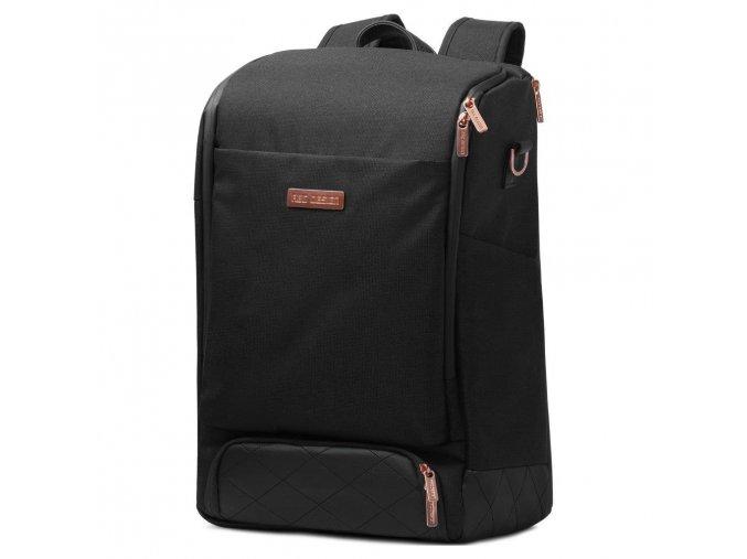 wickelrucksack changing backpack tour rose gold 01