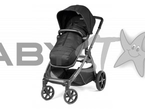 Ypsi Chassis Seat Completo Onyx