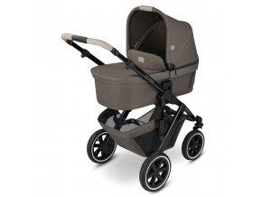 kinderwagen stroller salsa 4 air herb 01 babywanne 01