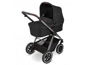 kinderwagen stroller samba dolphin 01 babywanne 01