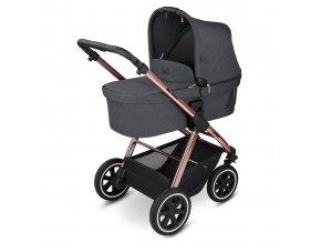 kinderwagen stroller samba bubble 01 babywanne 01