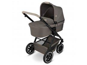 kinderwagen stroller samba herb 01 babywanne 01