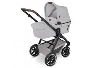 kinderwagen stroller samba mineral 01 babywanne 01