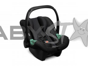 babyschale car seat tulip black 01 gruppe 0+