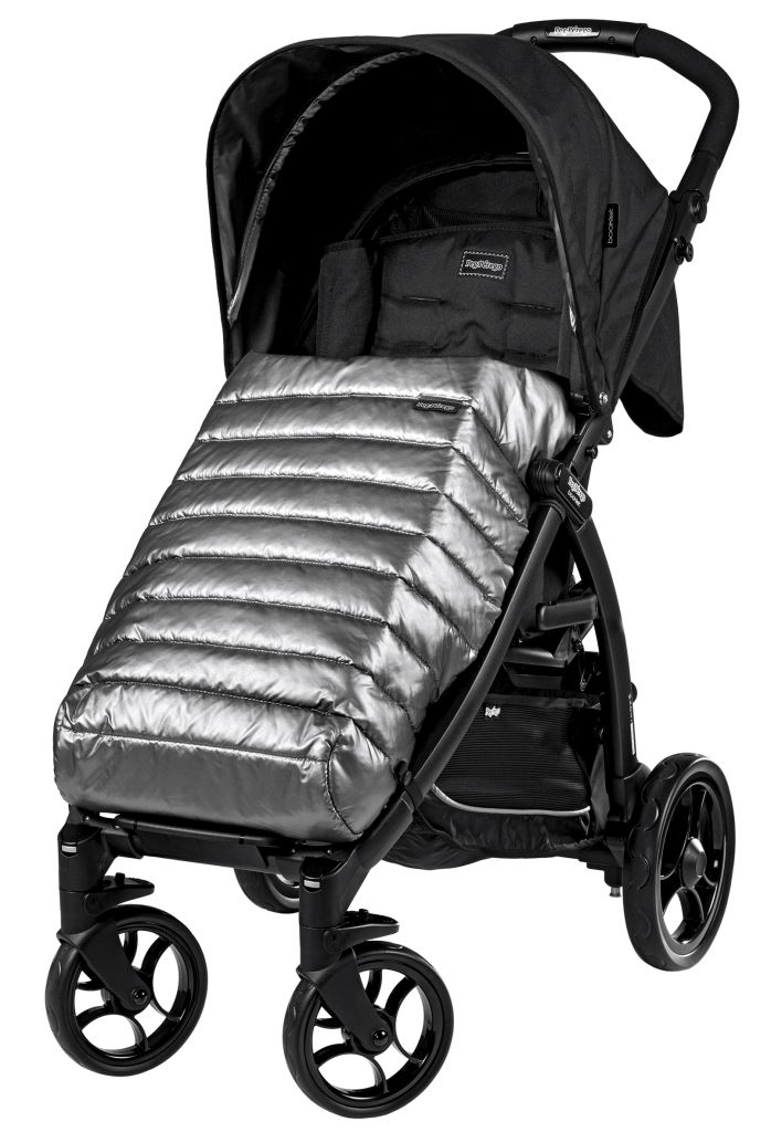 Peg Pérego Nánožník Pliko Mini Grey 2021