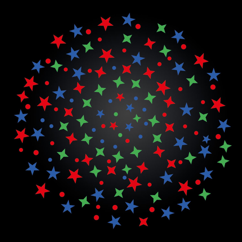 Reer Projektor hvězd Starlino
