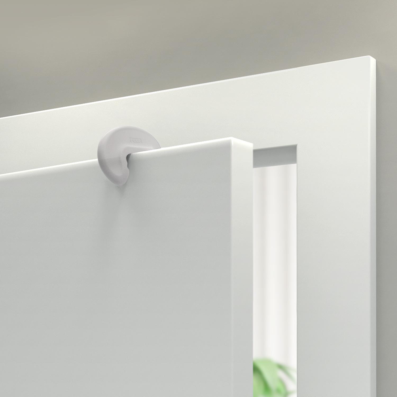 Reer Zarážka na dveře 3ks transparentní